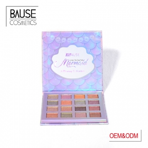 METALLIC EYESHADOW PALETTE